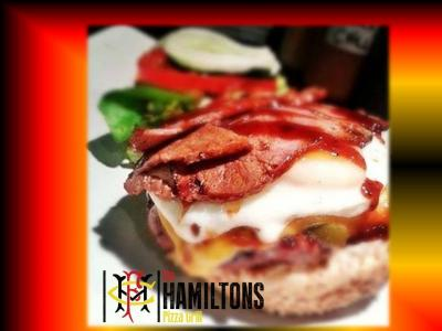 The Hamiltons Pizza Grill