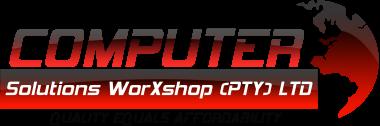 Computer Solutions Worxshop (Pty) Ltd
