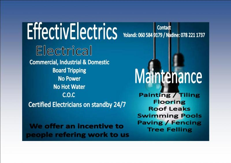 Effective Electrics