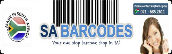 SA Barcodes