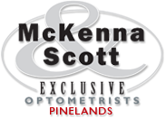 Mckenna Scott Exclusive Optomotrists