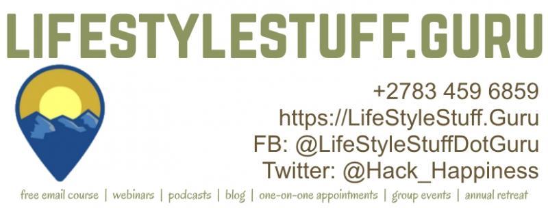 Lifestyle Stuff dot Guru