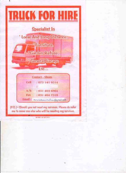 Silverglen truckers cc