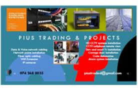 Pius Trading and projects