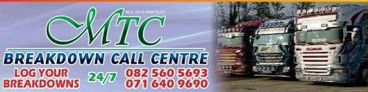 MTC Breakdowns Call Centre