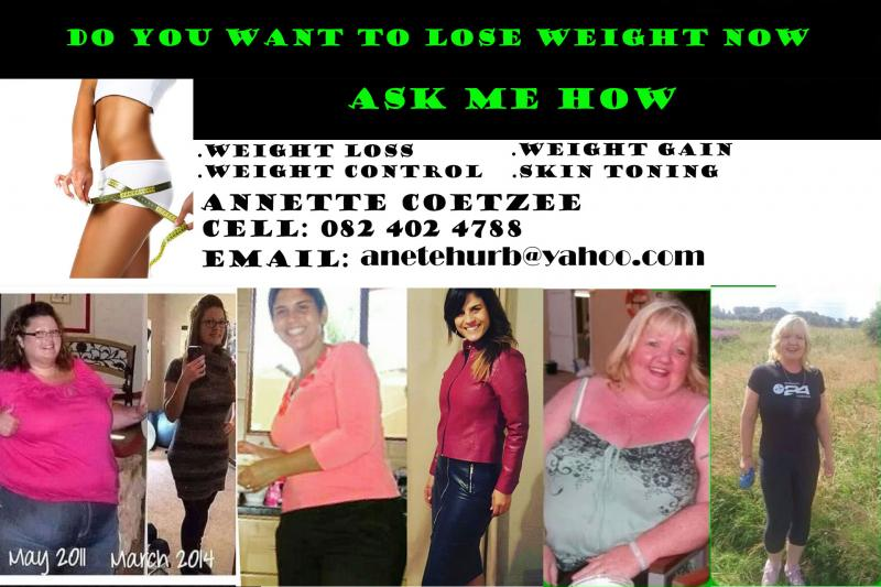 Annettes lose weight help