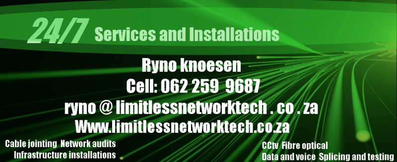 Limitless networking technologies