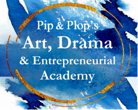 Pip and Plop's Art and Drama School